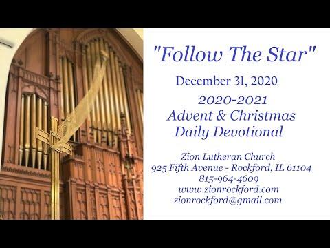 "12-31-2020 - ""Follow The Star"""