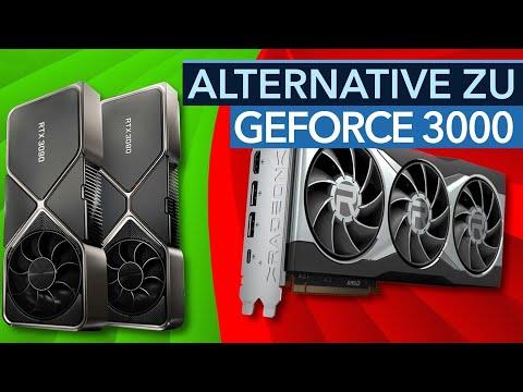 AMDs Radeon RX 6800 XT holt sogar Nvidias RTX 3080 ein - aber nicht immer!
