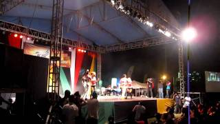 SHY-N SQUAD @ JCDC WORLD REGGAE DANCE COMPETITION FINAL 2010 KINGSTON JAMAICA