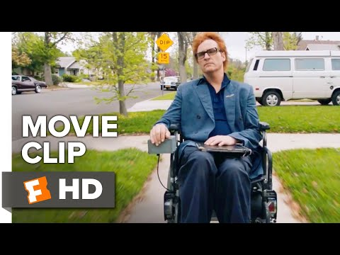 Don't Worry, He Won't Get Far on Foot Movie Clip - Wipe Out (2018) | Movieclips Coming Soon
