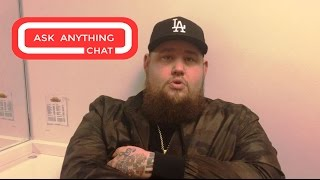 Rag N Bone Man Talks About Little Mix, Pharoahe Monch & Sandford & Son. Full Chat Here