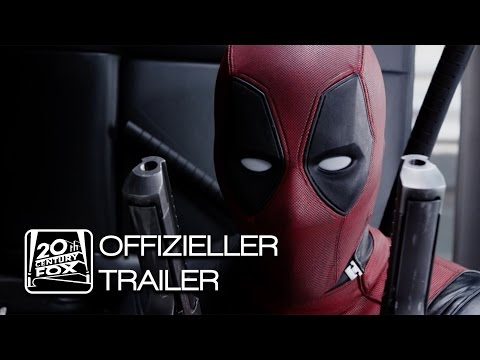 Deadpool | Trailer 2 (Greenband)