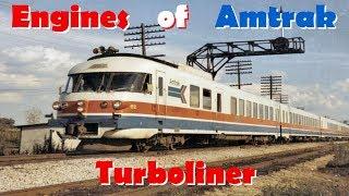 Video Engines of Amtrak - Turboliner MP3, 3GP, MP4, WEBM, AVI, FLV Juni 2018