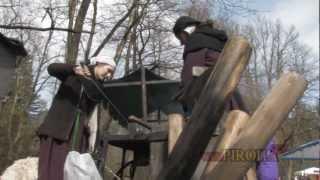 Video Gailard, kováči templárskeho rádu a Malá čarodejnica