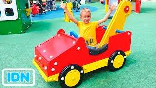 Video Taman Hiburan Huge untuk anak anak Vlad dan Nikita bersenang senang MP3, 3GP, MP4, WEBM, AVI, FLV Agustus 2019