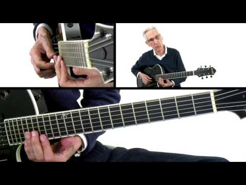 Pat Martino Guitar Lesson: Chromatic Scale: Octavistics - The Nature of Guitar