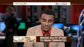 A Top Chef's Journey From Ethiopia To Harlem - Yes Chef