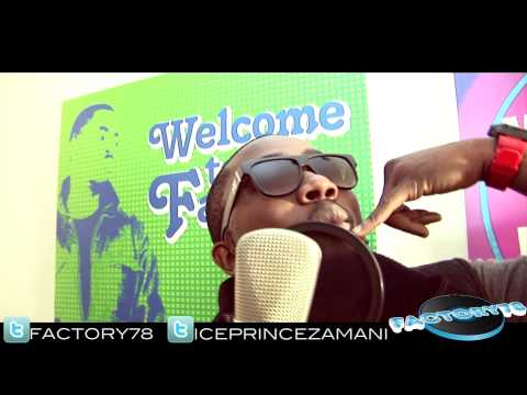 0 VIDEO: IcePrince   In the Factory FreestyleIn the Factory Iceprince Freestyle