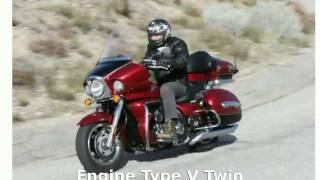 8. 2011 Kawasaki Vulcan 1700 Voyager  Top Speed Features