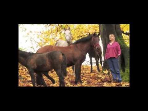 Horseback riding with April Joga