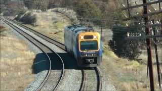 Galong Australia  city photos : Countrylink Griffith to Sydney Explorer passing though Cootamundra and Galong