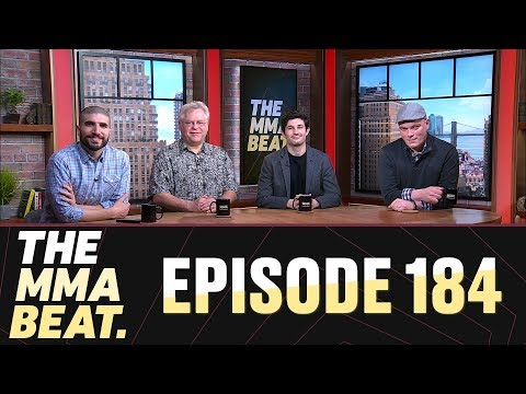 The MMA Beat: Episode 184