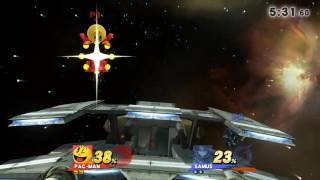Lylat is still dumb Pac man still glitching… nothing new here