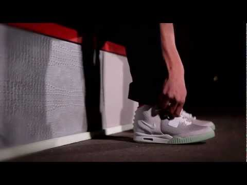 0 Nike Air Yeezy 2 Skate Test