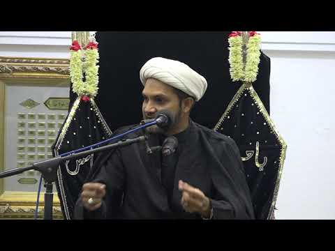 1441 AH – Jamadi ul Awwal – 13 – Shab – Majlis