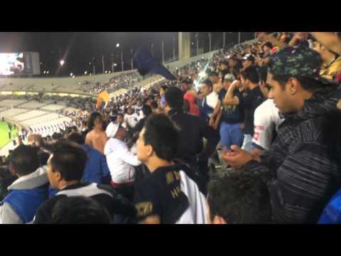 Pumas vs Atlas 5 - 0 desde el Pebetero - La Rebel - Pumas