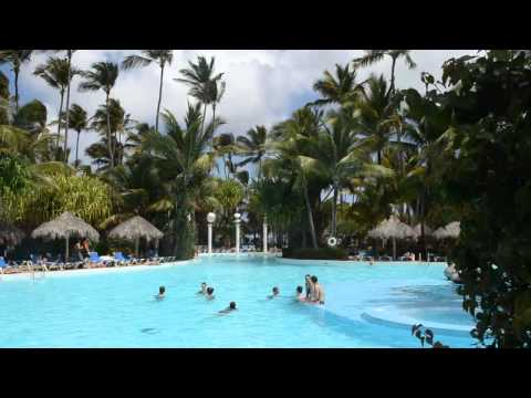 video hotel Melia Caribe Tropical, Punta Cana