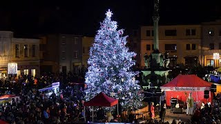 Náhled - Rozsvícení vánočního stromu 2017