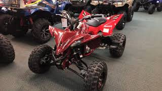 8. 2019 YAMAHA YFZ450 SPECIAL EDITION $8299.00 PLUS TAX AND TITLE
