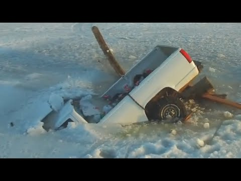 Hilarious Truck Fails