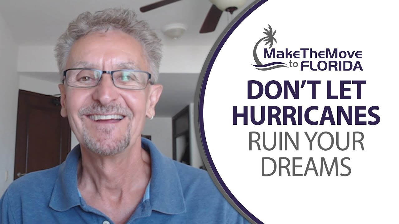 Don't Let Hurricanes Ruin Your Dreams