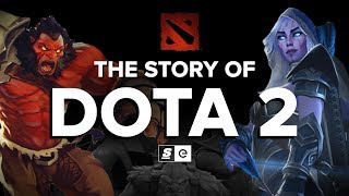 Video The Story of Dota 2 MP3, 3GP, MP4, WEBM, AVI, FLV Maret 2019