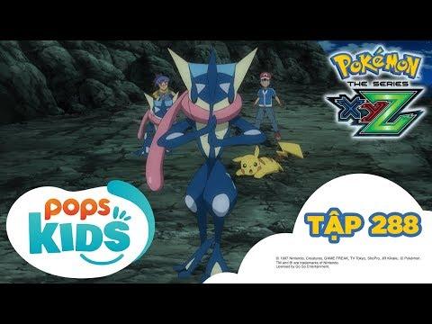 Pokémon Tập 288 - Quyết chiến tại làng Ninja! - Hoạt Hình Pokémon Tiếng Việt S19 XYZ - Thời lượng: 21:29.