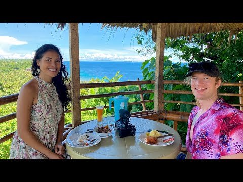 PICTURE PERFECT LUNCH DATE  🥰 Meeting Australian Sailor Living in the Philippines