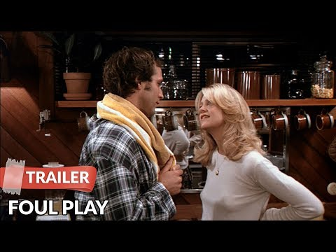 Foul Play 1978 Trailer | Goldie Hawn | Chevy Chase