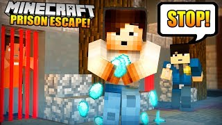 "Minecraft PRISON ESCAPE #2 - I tried CHEATING... Will it work!?► Play Prison NOW: mc.AliAcraft.net (Server IP)► Get Prison VIP here: http://store.aliacraft.net/►  ALL Prison Escape videos (Playlist) - https://www.youtube.com/playlist?list=PLZ53q68oHkKYITPrBn61W75h1NPPoCaobEnjoyed the video? Hit 👍 ""LIKE"" 👍 - Thank you!Minecraft PRISON sets you as a prisoner trying to earn money so that you can ESCAPE! It's a ton of fun, with PvP, mining, selling and even getting your own cell. Make sure you SUBSCRIBE for more Minecraft videos and check out the server with your friends - ENJOY! :D► NEW Ali-A Merch!• Store - http://AliAShop.com► Follow me!• Facebook - http://facebook.com/AliAarmy• Twitter - http://www.twitter.com/OMGitsAliA• #AliAapp (iOS) - http://tinyurl.com/9u5h3d8 • #AliAapp (Android) - http://tinyurl.com/bz8kjbs• Host your own Minecraft servers here:http://gizmoservers.com (""AliA"" 20% off)• Cheapest games - https://www.g2a.com/r/AliA• The headset I use - http://bit.ly/1dXHELh• How I record ALL my gameplay:http://e.lga.to/aSubscribe for more videos!- MoreAli-A---Video uploaded & owned by Ali-A! (PG, Family Friendly + No Swearing!)"