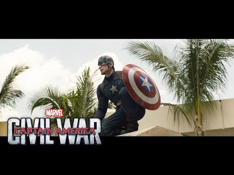 Captain America: Civil War (Clip 'Just Like We Practiced')