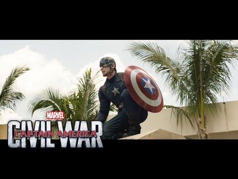 Captain America: Civil War (Clip 'Just Like We Practiced')