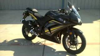 6. Mainland Overview and Review: 2012 Kawasaki Ninja 250R Special Edition Metallic Spark Black.