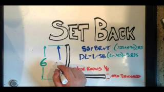 Bending Aircraft Metal 101 - Youtube - Glen Hodgkinson