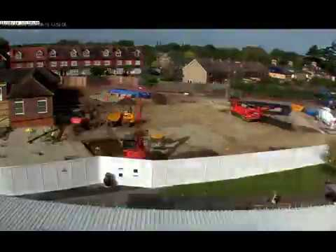 Building The Ark time lapse 2014-15