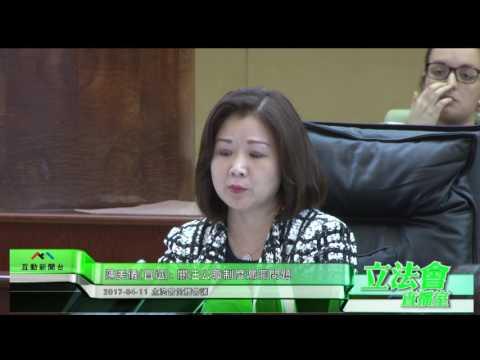 陳美儀:關注公職制度漏洞問題 ...