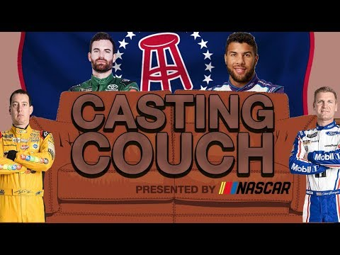Barstool Vs. Daytona Media Day - Barstool Casting Couch with Caleb and Rone