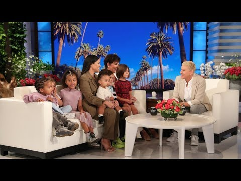 Kourtney Kardashian Reveals Kim's Baby Bombshell to Kris Jenner