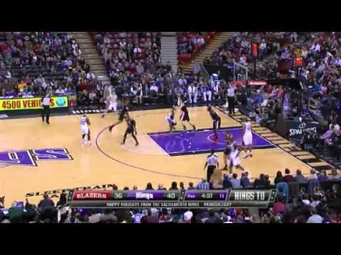 Portland Trail Blazers 96 – Sacramento Kings 108