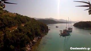 Syvota Greece  City new picture : Bella Vraka - Syvota, Greece Aerial Video
