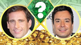 Who's worth more? How much money do Steve Carell and Jimmy Fallon have? We reveal their net worth and see who's the richest between the two!
