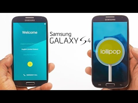 Galaxy S4 – Android 5.0 Lollipop (Cyanogenmod 12 – Unofficial) – I9505 Install Instructions