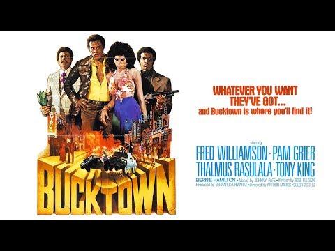 Bucktown (1975) [Trailer] HD