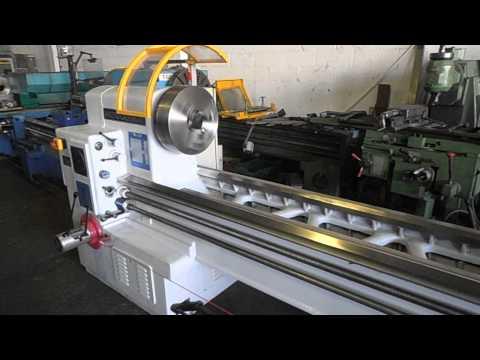 Universal Lathe AMUTIO CAZENEUVE HB810x5000 reconstruido 2016