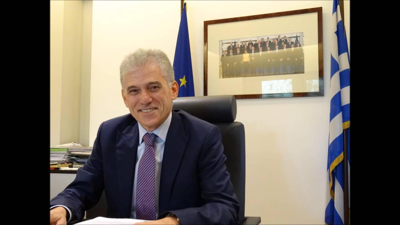Ο Επικεφαλής της Αντιπροσωπείας της Ε.Ε. στην Ελλάδα κ. Πάνος Καρβούνης στο ΒΗΜΑ FM (22-07-2016)