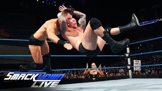 Nonton Randy Orton Vs  The Miz  Smackdown Live  July 26  2016 Film Subtitle Indonesia Streaming Movie Download