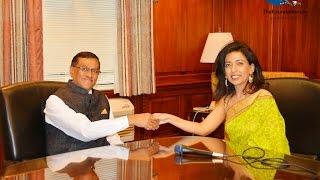 Consulate General of India, Dnyaneshwar Mulay, shares his vision of a paradigm shift