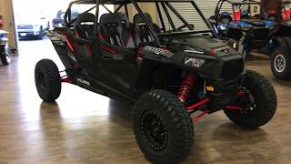9. 2018 POLARIS RZR XP 4 1000 EPS P461221