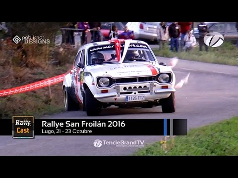 [CGR] Rallye San Froilan 2016 | TenciebrandTV & Rallycast