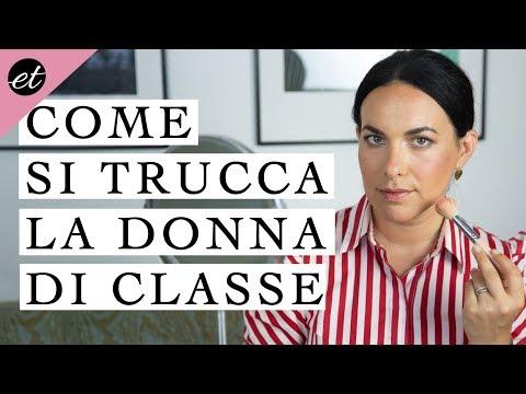 COME TRUCCARSI BENE: il make-up della donna di classe   AD